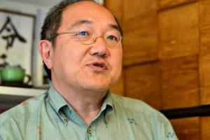 岡田憲治さん